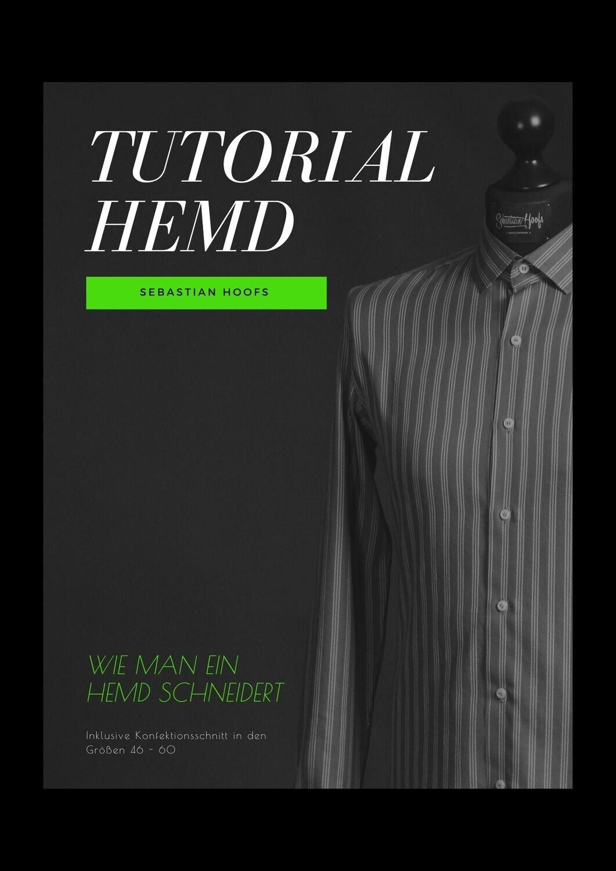 eBook - Wie man ein Hemd schneidert