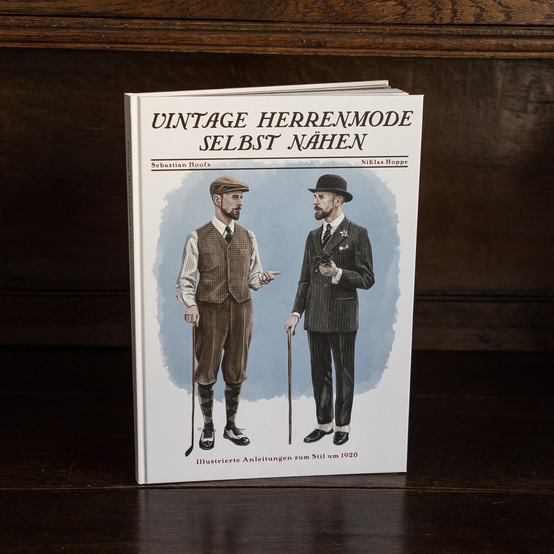 Vintage Herrenmode selbst nähen
