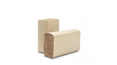 Toallas desechables para manos en Z paquete x 150 unidades