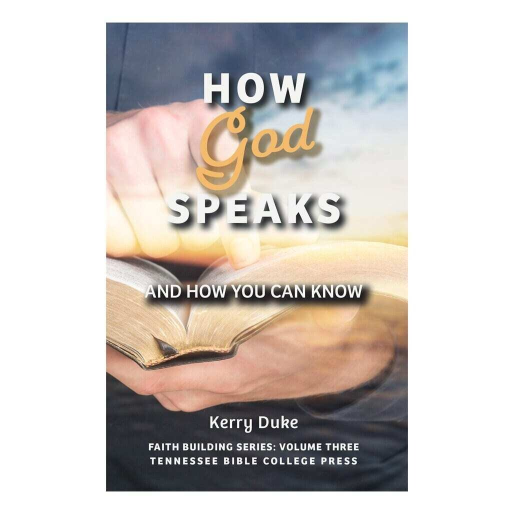 How God Speaks and How You Can Know