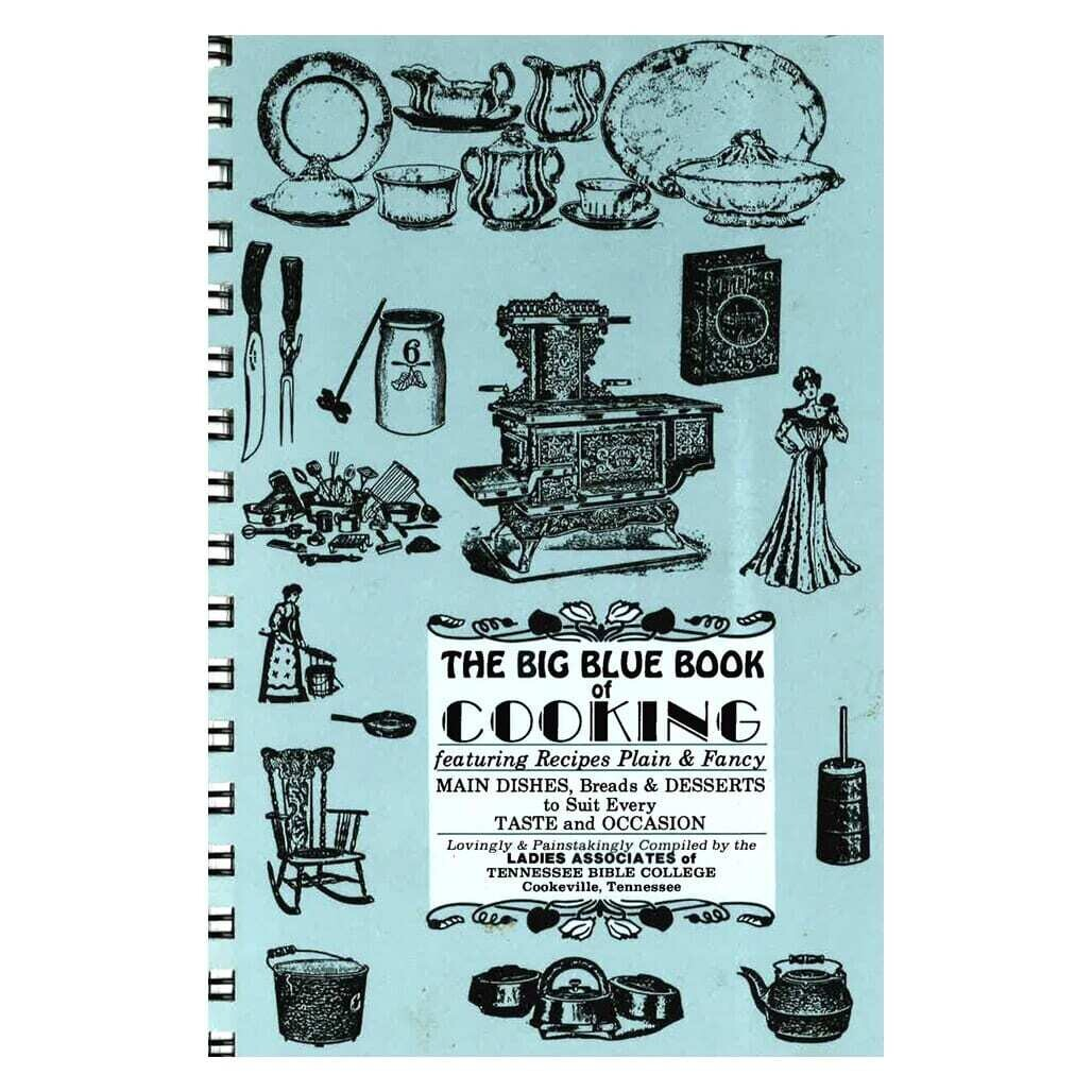 Big Blue Book of Cooking