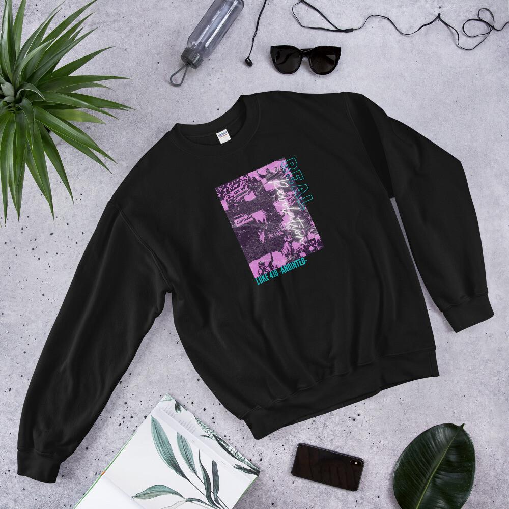 Real Revival Graphic Sweatshirt