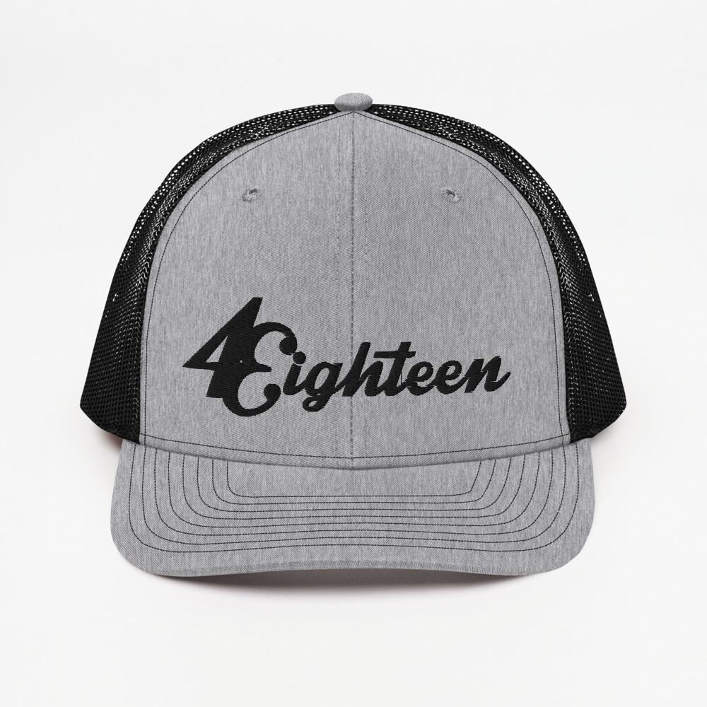 4Eighteen Trucker Cap