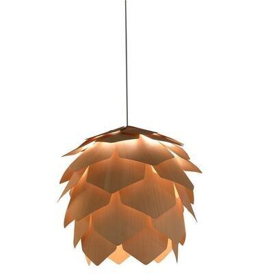 Hedda Pine Cone Pendant Lamp