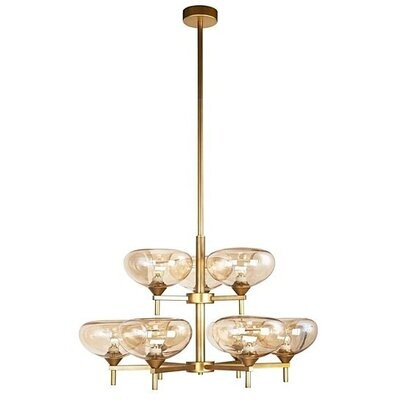 Goran Pendant Lamp - 9 Globes