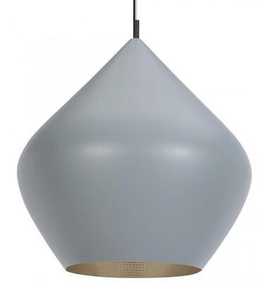 Jayda Stout Pendant Lamp - Grey