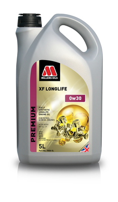 Millers Oils XF Longlife 0w30