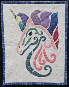 95382 Una The Unicorn Pattern & Fabric Kit $73.77