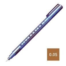 32021B Zig pen .05 Brown $5.50