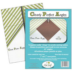 32475 Clearly Perfect Angles Template $19.50