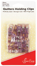 32488 Quilters Clips 20pk $17.95