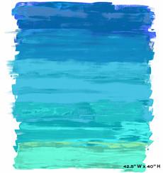 16908 Paint Panel Blues $28
