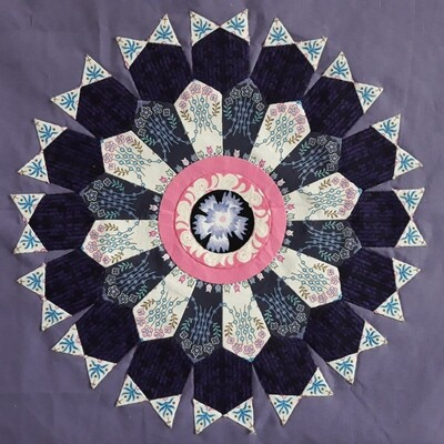643 In the Round #1 fabric kit $42.58