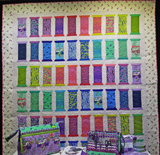 95394 Spool for Love Quilt Pattern & Fabric Kit