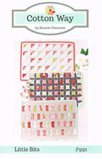 42558 Little Bits Table Runners Pattern $18