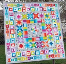 95355 Aviatrix Quilt Pattern & Fabric Kit $242.18