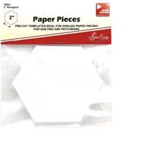 32464 Hexagon Papers 2in $8.50
