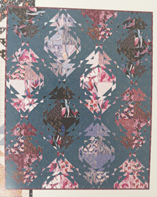44601 Lucy Quilt Pattern $24.50