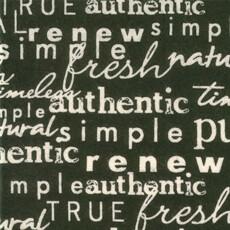 13291 Authentic etc Script Black