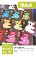 45578 Koalas Quilt Pattern $27
