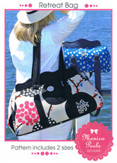 40122 Retreat Bag Pattern $17.50