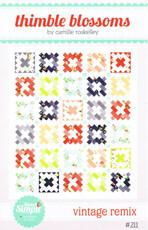 42561 Vintage Remix Quilt Pattern $17.60