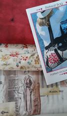 95407 Retreat Bag Pattern, Hardware and Fabric Kit $150.12