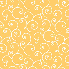 13878 Kimberbell Basics Scroll yellow $26 per mt