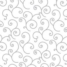 13915 Kimberbell Basics Scroll White $26 per mt