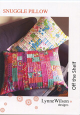 47074 Snuggle Pillows Pattern $11