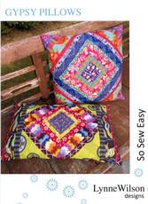 47093 Gypsy Pillows Pattern $11