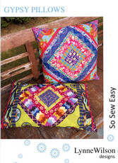 47093 Gypsy Pillows Pattern $11