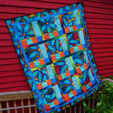 Window Panes quilt pattern free download
