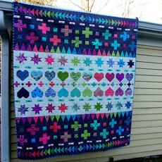 Decorative Stitches Quilt pattern free download