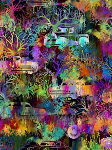 14624 Urban Jungle Junkyard Jungle $28 per mt