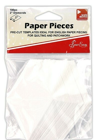 32525 Diamond Papers 2inch $8.50