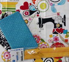 Easy Does It pattern & fabric kit Sew Now Sew Wow