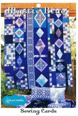 42453 Mystic Blue Quilt Pattern $14.50.jpg