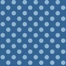 14638 Kimberbell Basics Spot Blue $26 per mt