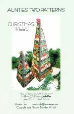 44207 Christmas Trees Pattern $22