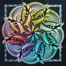 TOMCR Technique of the Month Quilt Coral Reef 2021