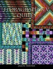 41098 FloragraphixV Quilts Book $30