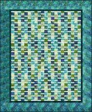 95423 Estuary Quilt Fabric kit $316.40