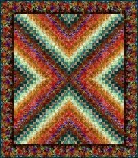 95426 X Trip Multi Quilt fabric kit $358.40