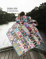 42810 Dear Jen Quilt Booklet $35
