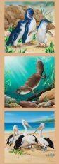 16965 Wildlife Art panel DV3176 $12