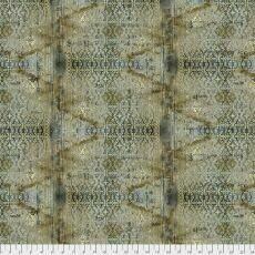 15524 Abandoned Stained Damask PWTH133.NEUTRAL
