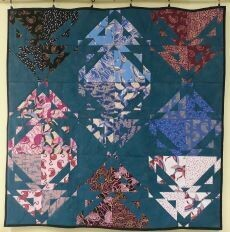 95420 Lucy Quilt Pattern & fabric kit $226.48