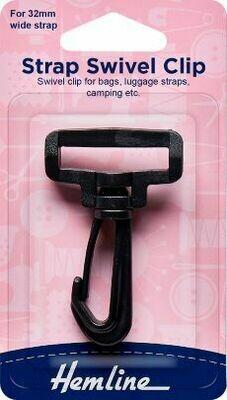 32601 Swivel Clip 32mm $3