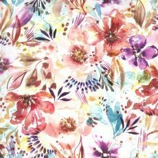 13338 Sunshine Soul Floral Wideback $44 per mt